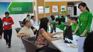 Vay tín dụng Vietcombank