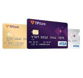 Thẻ tín dụng quốc tế TPBank Visa